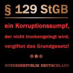 Strafanzeige gegen den Staatsterror im Auftrag des WDR…