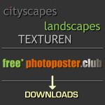 free* photoposter.club – Downloads mit Lizenz