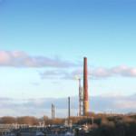 Industrie-Romantik am Rhein