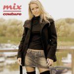 Modefotografie für Mixcouture