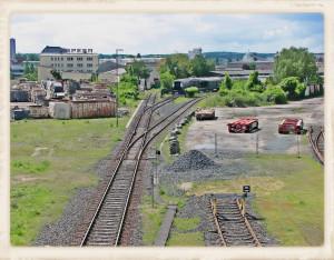 Hafenbahn Ost